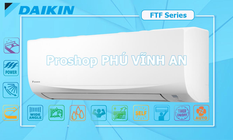 Điều Hòa Daikin FTF25UV1V - 1HP