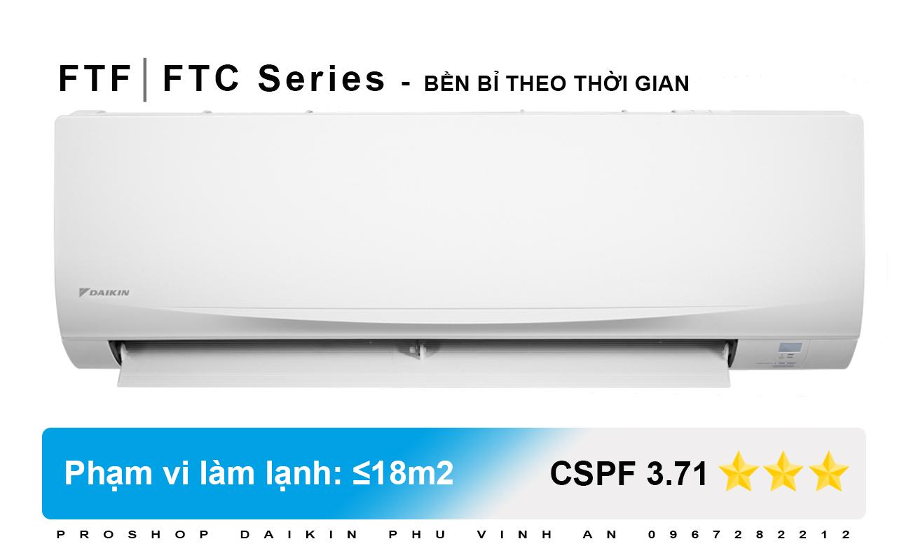 Điều Hòa Daikin FTF35UV1V - 1.5HP